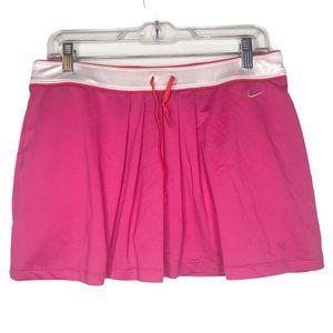 Nike pink athletic Skort medium